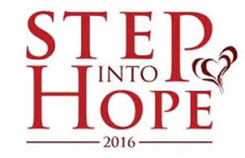 Step Into Hope | Call for art