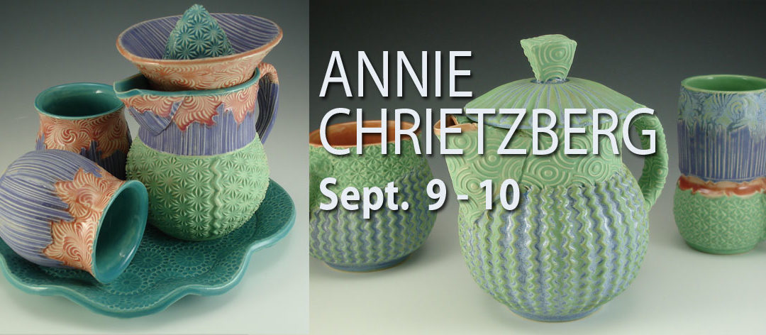 Sept. Workshop: ANNIE CHRIETZBERG