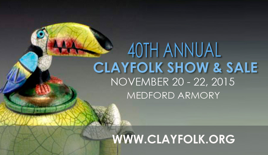 Friday is opening night of the 40th Clayfolk!