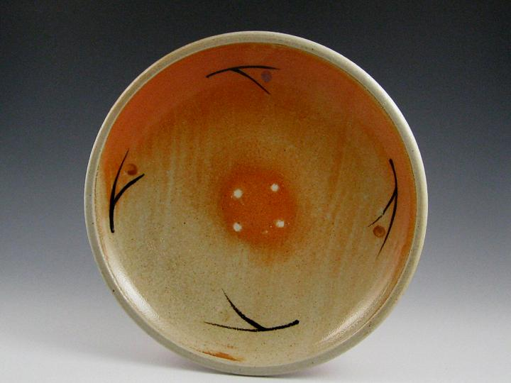 June Perry - plate