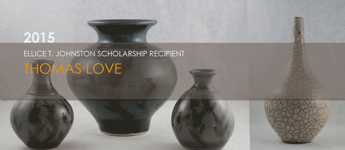 Clayfolk announces 2015 scholarship recipient