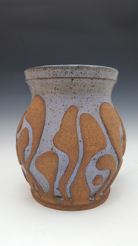 Michael McKinney-raw and blue vessel