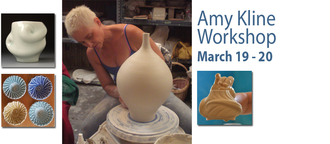 March workshop: AMY KLINE