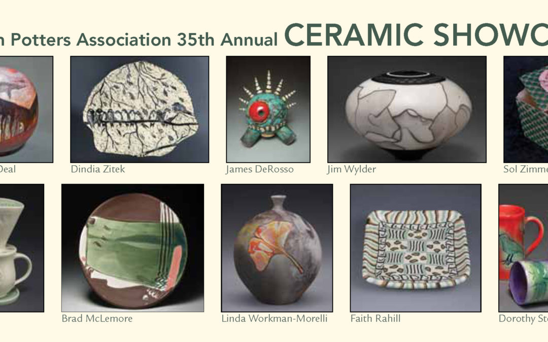 April 21-23 | Portland Ceramic Showcase