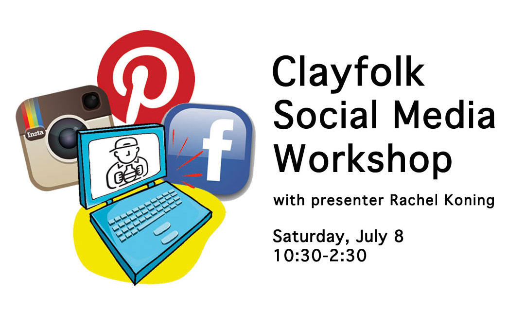 July 8 | SOCIAL MEDIA WORKSHOP