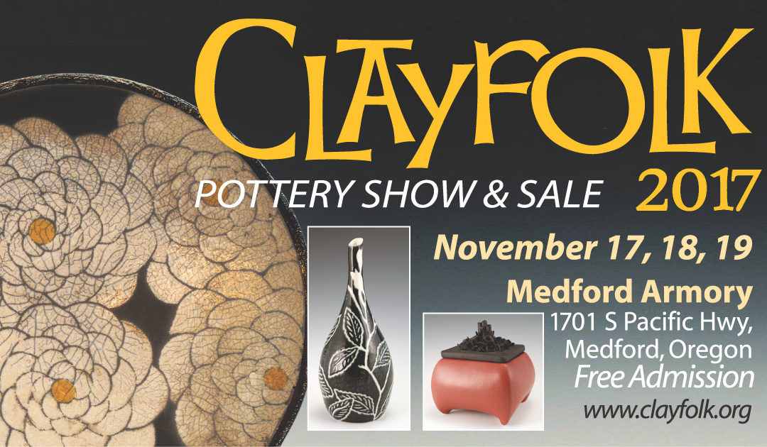 Clayfolk Show Demo Schedule and Artist List Posted!